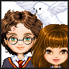 Harry Potter And Friends Dressup