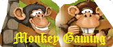 Monkey gaming...clicking this icon will load all the monkey games in the zoo..
